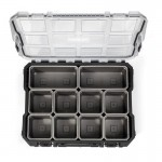 Ящик-органайзер для инструмента 10 Compartments professional organizer (KETER) - Юртэкс