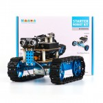 КОНСТРУКТОР STARTER ROBOT KIT-BLUE (IR VERSION) - робототехника - urteks.ru - Москва