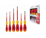 Набор отверток Wiha SoftFinish electric SlimFix 3201 K6 35389 - Юртэкс