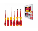 Набор отверток Wiha SoftFinish electric SlimFix 3201 K6 01 38362 - Юртэкс